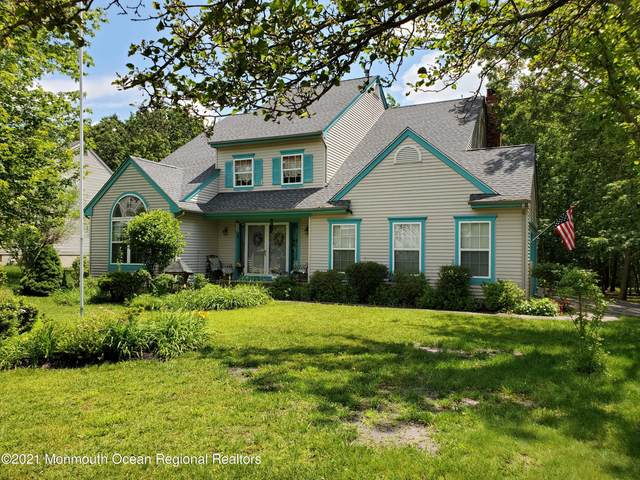7 Thousand Oaks Terrace, Howell, NJ 07731 (MLS #22109176) :: The MEEHAN Group of RE/MAX New Beginnings Realty