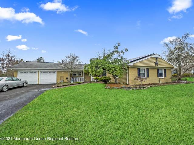 61 Stillwells Corner Road, Freehold, NJ 07728 (MLS #22109413) :: Provident Legacy Real Estate Services, LLC