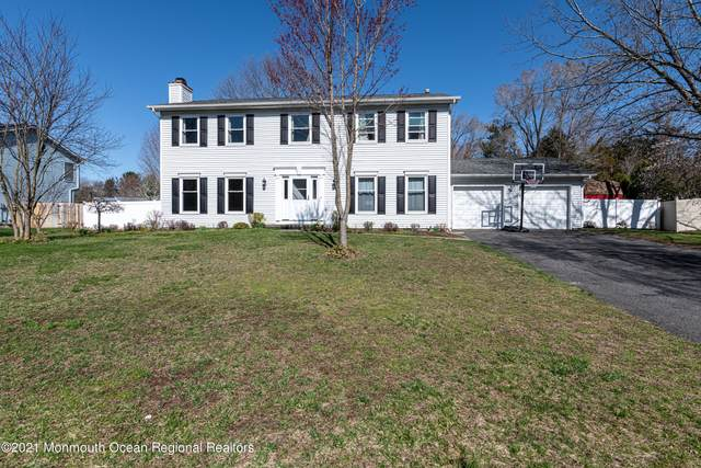 80 Hickory Hill Road, Jackson, NJ 08527 (MLS #22109417) :: The Streetlight Team at Formula Realty