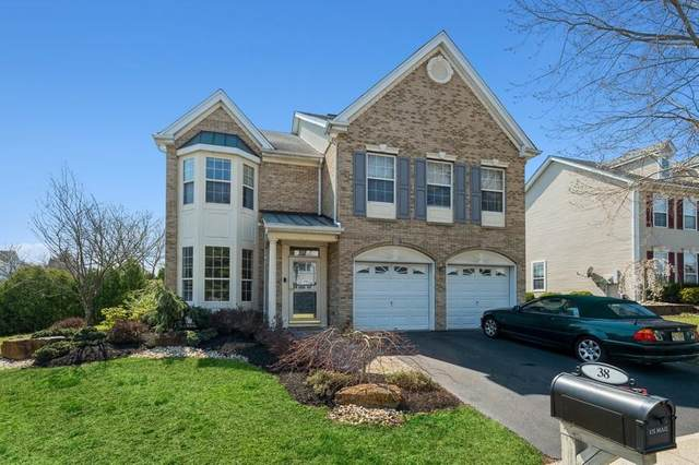 38 Bernadette Road, Morganville, NJ 07751 (MLS #22109532) :: Provident Legacy Real Estate Services, LLC