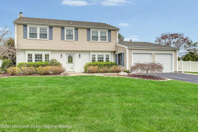10 Spruce Street, Freehold, NJ 07728 (MLS #22109808) :: Provident Legacy Real Estate Services, LLC