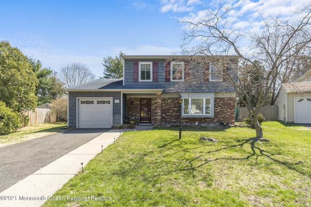 8 Cape Court, Howell, NJ 07731 (MLS #22109922) :: The Sikora Group