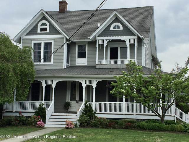 24 Irving Place, Red Bank, NJ 07701 (#22110022) :: Daunno Realty Services, LLC