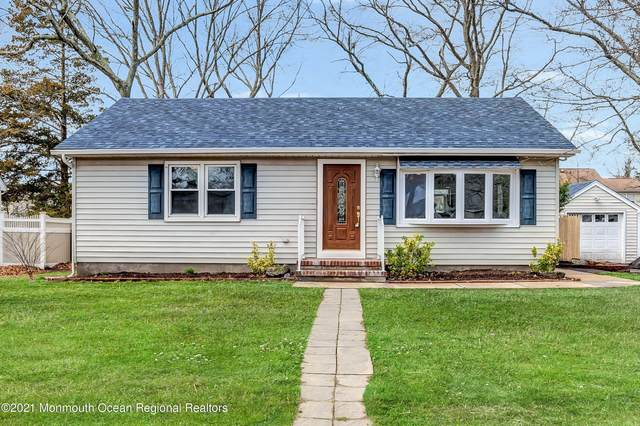 908 Briar Avenue, Toms River, NJ 08753 (MLS #22110100) :: The Ventre Team