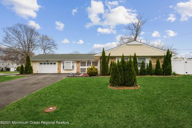 5 Bechstein Drive, Matawan, NJ 07747 (MLS #22110459) :: The MEEHAN Group of RE/MAX New Beginnings Realty