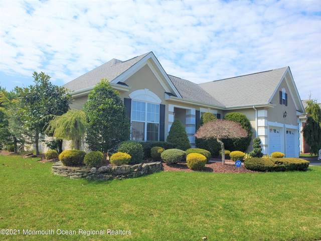 41 Portchester Drive, Jackson, NJ 08527 (MLS #22110678) :: Provident Legacy Real Estate Services, LLC