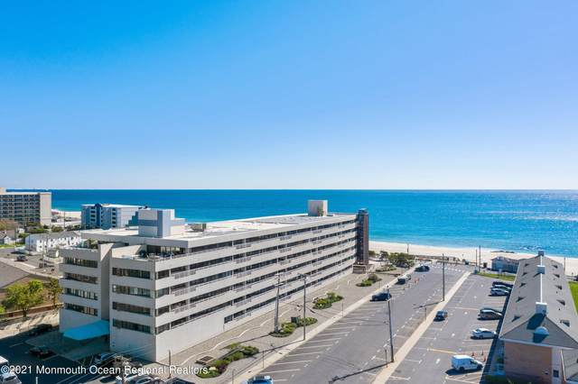525 Ocean Boulevard #106, Long Branch, NJ 07740 (MLS #22110762) :: William Hagan Group