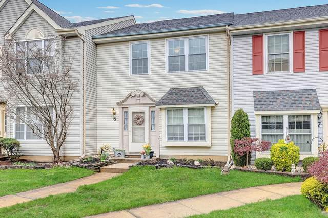 51 Christopher Court #6, Freehold, NJ 07728 (MLS #22110771) :: The Ventre Team