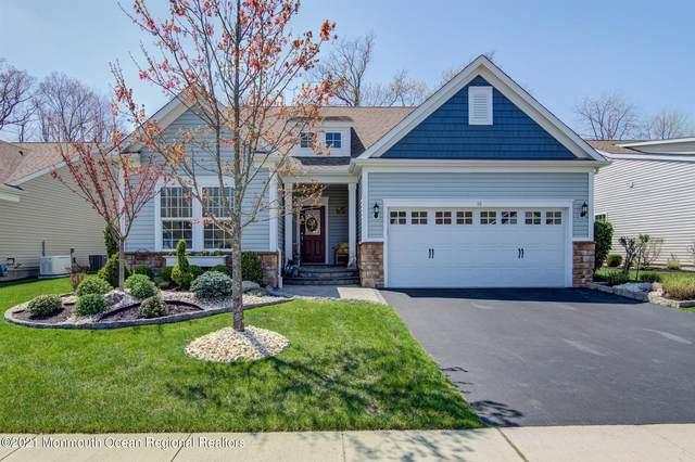 10 W Campania Lane, Farmingdale, NJ 07727 (MLS #22111649) :: The DeMoro Realty Group | Keller Williams Realty West Monmouth