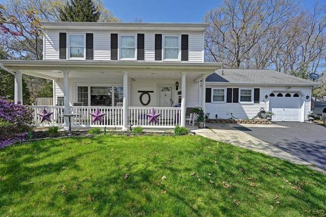 31 Eric Drive, Howell, NJ 07731 (MLS #22111673) :: Caitlyn Mulligan with RE/MAX Revolution