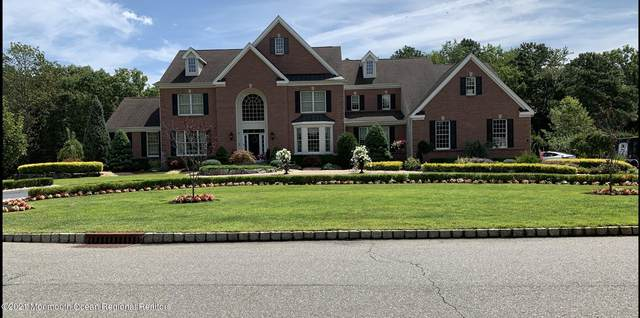 8 Winding Woods Way, Freehold, NJ 07728 (MLS #22111813) :: The Ventre Team