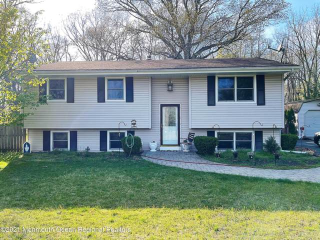 22 Ford Road, Howell, NJ 07731 (MLS #22112150) :: The Sikora Group