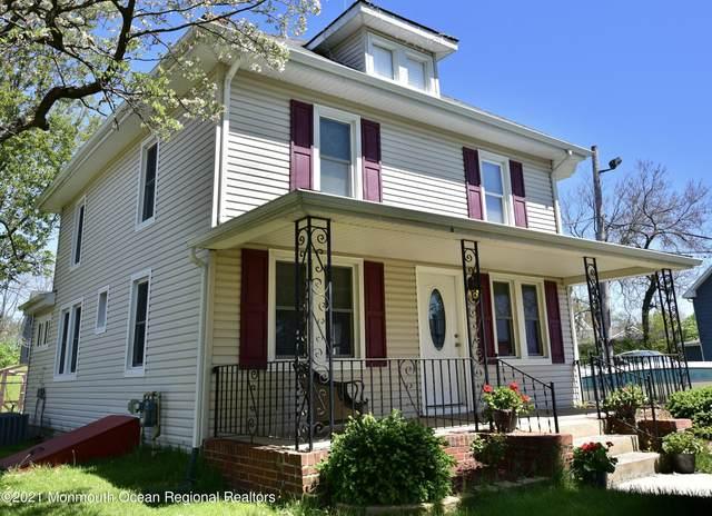 121 E Main Street, Wrightstown, NJ 08562 (MLS #22112783) :: The Sikora Group