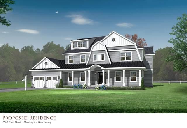2530 River Road, Manasquan, NJ 08736 (MLS #22112858) :: Kiliszek Real Estate Experts