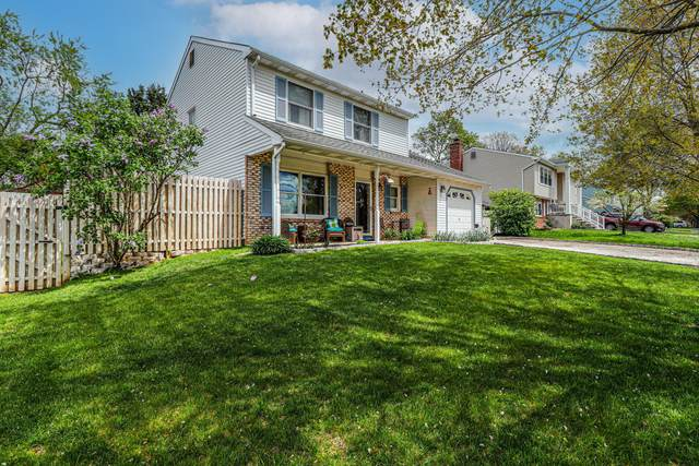 17 Bristlecone Drive, Howell, NJ 07731 (MLS #22112884) :: The CG Group | RE/MAX Revolution