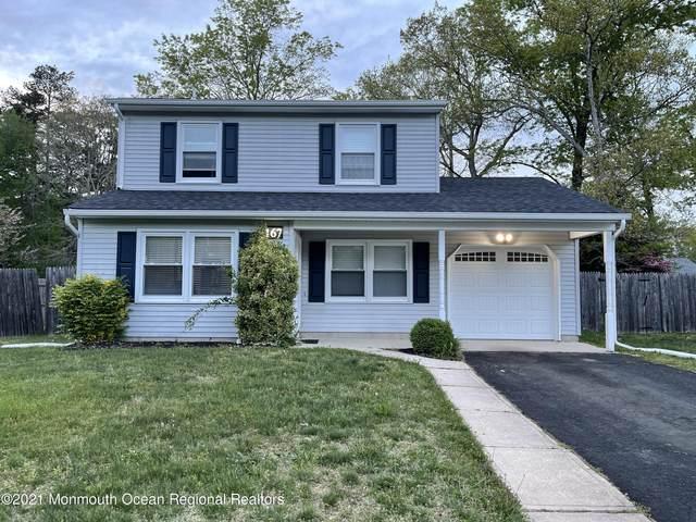 167 Village Road, Toms River, NJ 08755 (MLS #22113104) :: William Hagan Group