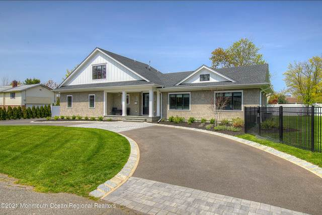 23 Ithaca Avenue, Oceanport, NJ 07757 (MLS #22113208) :: The Sikora Group
