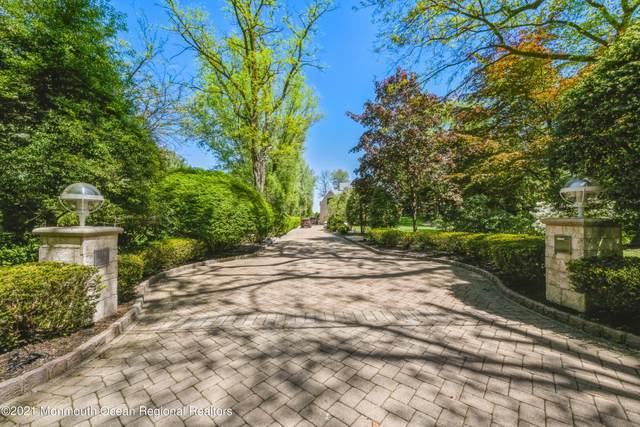 158 Bayside Drive, Atlantic Highlands, NJ 07716 (MLS #22113373) :: The Dekanski Home Selling Team