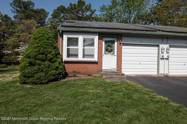 3A Sunset Road, Whiting, NJ 08759 (MLS #22113462) :: The Ventre Team