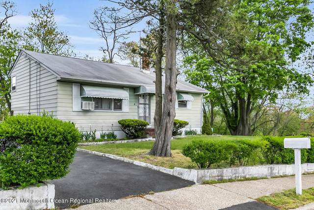 8 Dale Place, Neptune Township, NJ 07753 (MLS #22113798) :: The Sikora Group