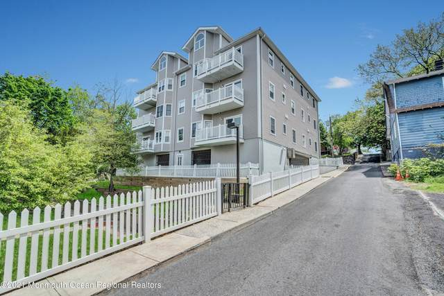 4501 Bergenwood Avenue 1-1D, North Bergen, NJ 07047 (MLS #22113949) :: Team Pagano