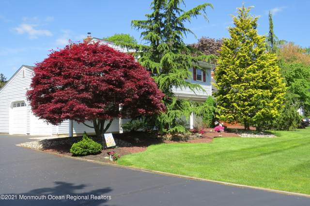 21 Parkside Avenue, Freehold, NJ 07728 (MLS #22113975) :: William Hagan Group