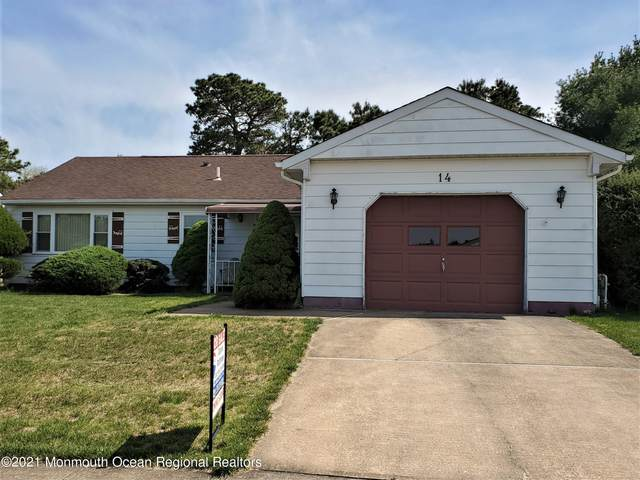 14 Elkton Court, Toms River, NJ 08757 (MLS #22114060) :: The MEEHAN Group of RE/MAX New Beginnings Realty