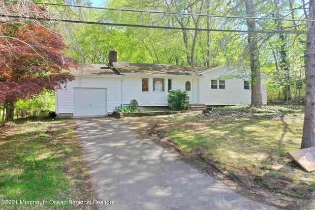 18 Baldwin Avenue, Morganville, NJ 07751 (MLS #22114105) :: The MEEHAN Group of RE/MAX New Beginnings Realty