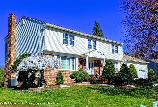 19 Andrews Drive, Marlboro, NJ 07746 (MLS #22114197) :: The DeMoro Realty Group | Keller Williams Realty West Monmouth