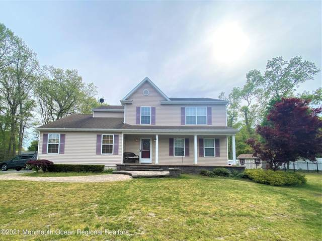 156 S New Prospect Road, Jackson, NJ 08527 (MLS #22114215) :: The MEEHAN Group of RE/MAX New Beginnings Realty