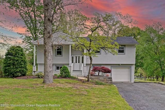 33 Tamarack Drive, Manalapan, NJ 07726 (MLS #22114243) :: The DeMoro Realty Group | Keller Williams Realty West Monmouth