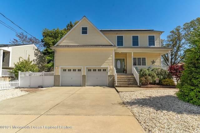732 Manor Drive, Brick, NJ 08723 (MLS #22114489) :: William Hagan Group