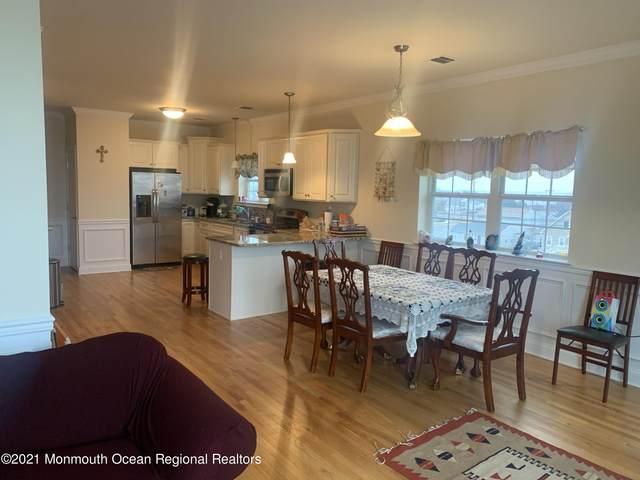 119 Dupont Avenue A1, Seaside Heights, NJ 08751 (MLS #22114570) :: The Sikora Group