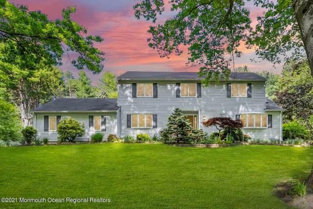 5 Old Farm Road, Holmdel, NJ 07733 (MLS #22114924) :: The DeMoro Realty Group | Keller Williams Realty West Monmouth
