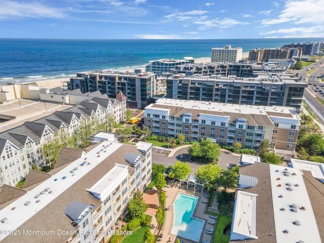 55 Melrose Terrace #211, Long Branch, NJ 07740 (#22114937) :: Rowack Real Estate Team