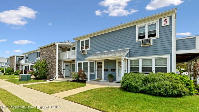 100 Seaview Avenue 7B, Monmouth Beach, NJ 07750 (MLS #22115321) :: The MEEHAN Group of RE/MAX New Beginnings Realty