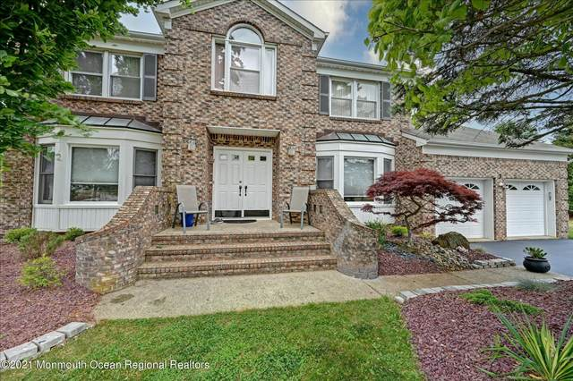 3 Jeanine Court, Manalapan, NJ 07726 (MLS #22115360) :: Caitlyn Mulligan with RE/MAX Revolution