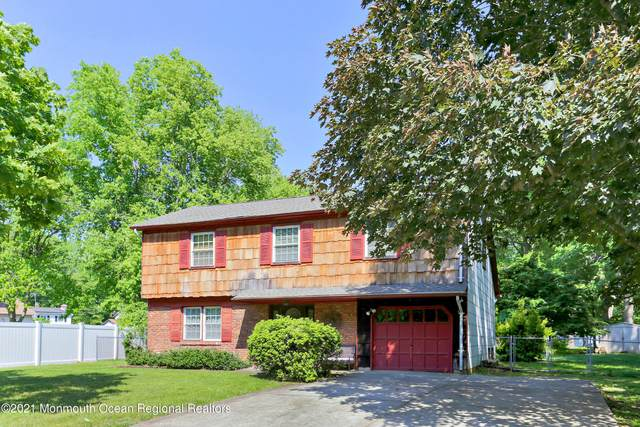 9 Wylie Terrace, Morganville, NJ 07751 (#22115409) :: Rowack Real Estate Team