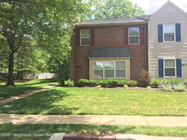 20-1 Remington Drive, Freehold, NJ 07728 (#22115435) :: Rowack Real Estate Team