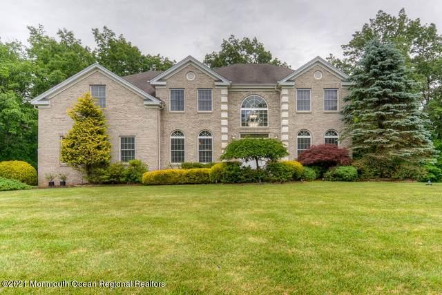 8 Craig Court, Jackson, NJ 08527 (#22115437) :: Rowack Real Estate Team