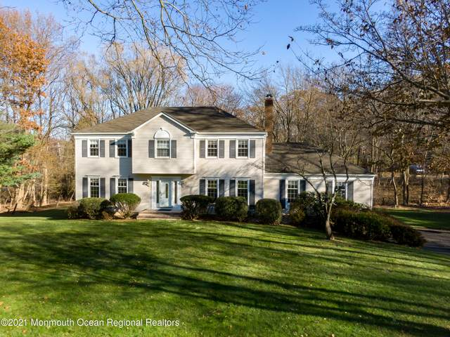 31 Goldsmith Drive, Holmdel, NJ 07733 (MLS #22115472) :: The MEEHAN Group of RE/MAX New Beginnings Realty