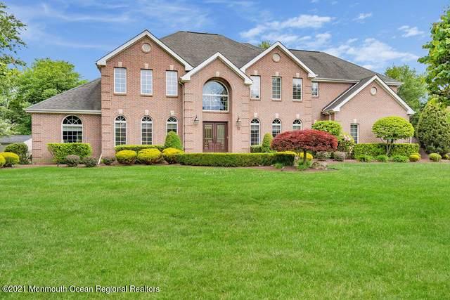 12 Fountayne Lane, Manalapan, NJ 07726 (MLS #22115491) :: The DeMoro Realty Group | Keller Williams Realty West Monmouth
