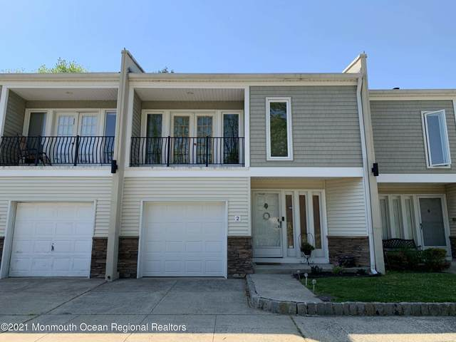 274 Bath Avenue #2, Long Branch, NJ 07740 (MLS #22115524) :: The MEEHAN Group of RE/MAX New Beginnings Realty