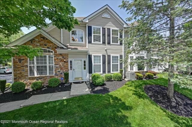 199 Shinnecock Drive, Manalapan, NJ 07726 (MLS #22115700) :: PORTERPLUS REALTY