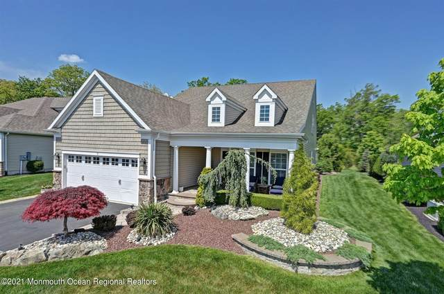 10 W Da Vinci Way, Farmingdale, NJ 07727 (MLS #22115842) :: The DeMoro Realty Group | Keller Williams Realty West Monmouth