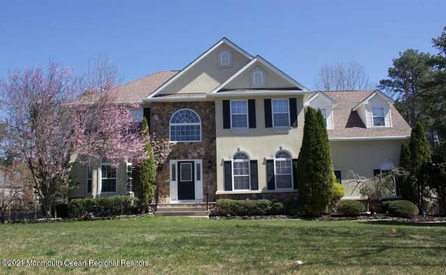 377 Perrineville Road, Jackson, NJ 08527 (#22115868) :: Rowack Real Estate Team