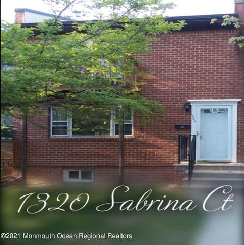 1320 Sabrina Court, Brick, NJ 08724 (#22116121) :: Rowack Real Estate Team