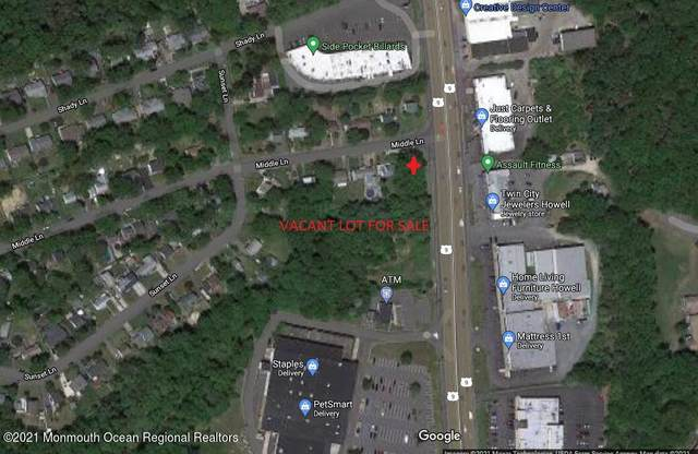 0 Us 9, Howell, NJ 07728 (MLS #22116419) :: PORTERPLUS REALTY