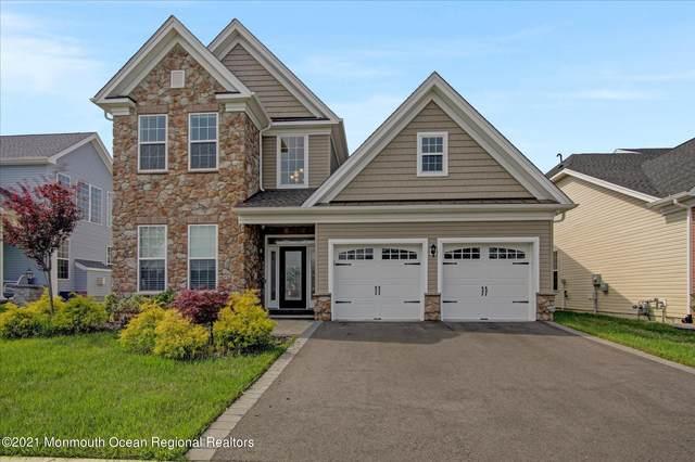 14 Sunset Drive, Tinton Falls, NJ 07724 (MLS #22116596) :: Corcoran Baer & McIntosh