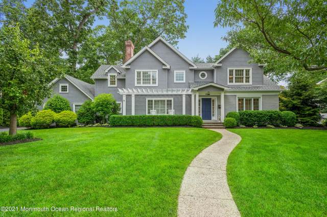 121 Kemp Avenue, Fair Haven, NJ 07704 (MLS #22116654) :: Corcoran Baer & McIntosh